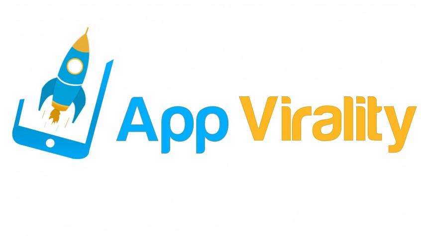 app virality logo
