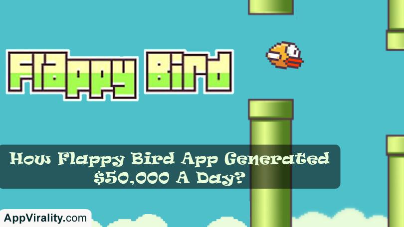 Flappy bird revenues