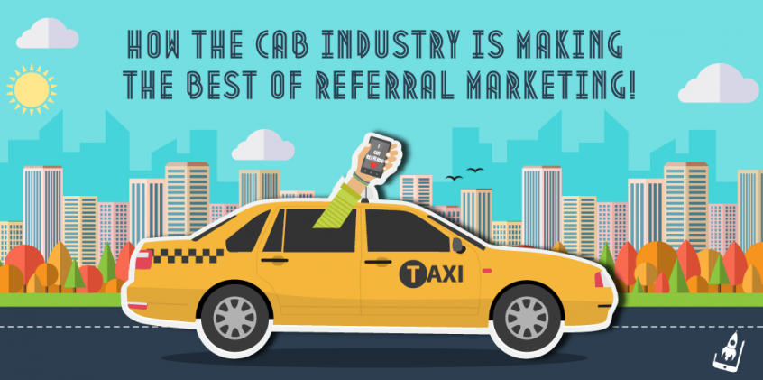How The Cab Industry Is Making the Best Of Referral Marketing!