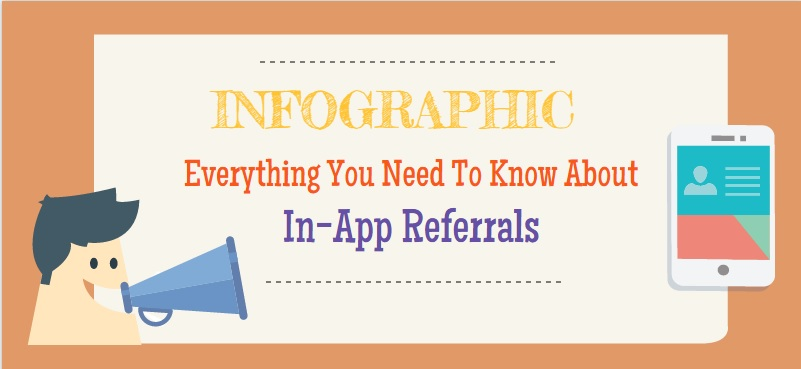 Infographic Everything You Need To Know About In App Referrals
