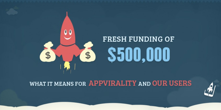 Fresh Funding Of $500,000: What It Means For AppVirality And Our Users