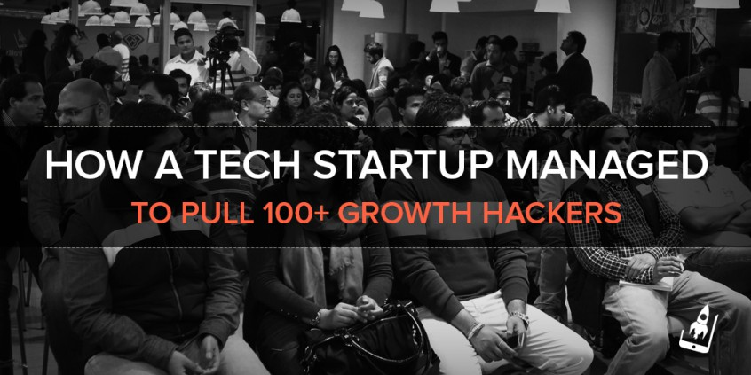 Dissecting Million Install Meetup - How A Tech Startup Managed To Pull 100+ Growth Hackers