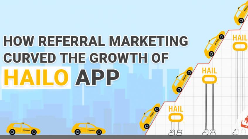 How Referral Marketing Curved The Growth Of Hailo App