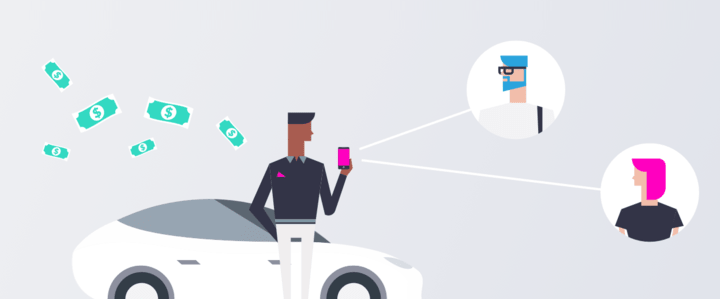 Lyft is Different Than Its Competitors In Look and Feel