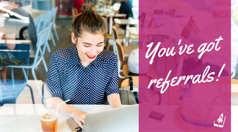How to use emails to drive referrals